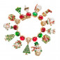Preview: X Mas Charms Armband