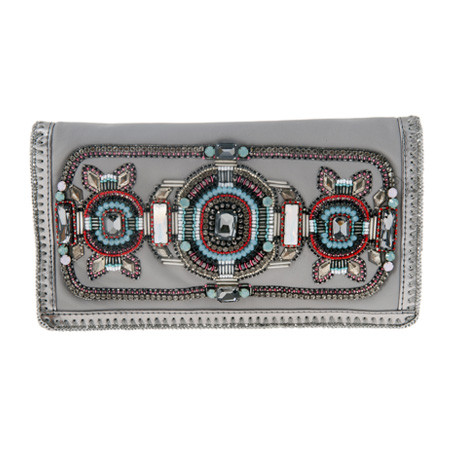 Sarita Clutch Grey Tasche