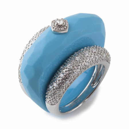 Imperial Turquoise Ring