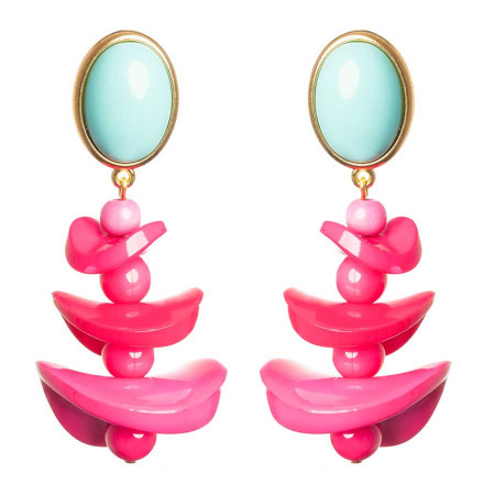Candy Tower Pink Ohrstecker