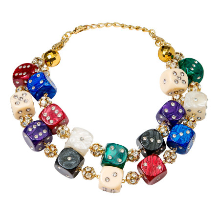 Dices Collier