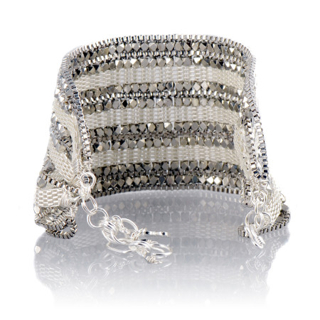 Silver Dream Armband