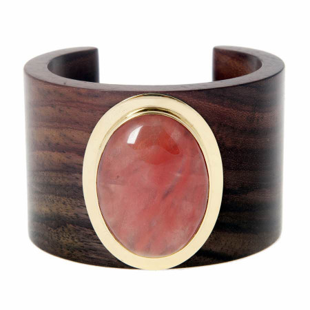 Cherry Quartz Bangle