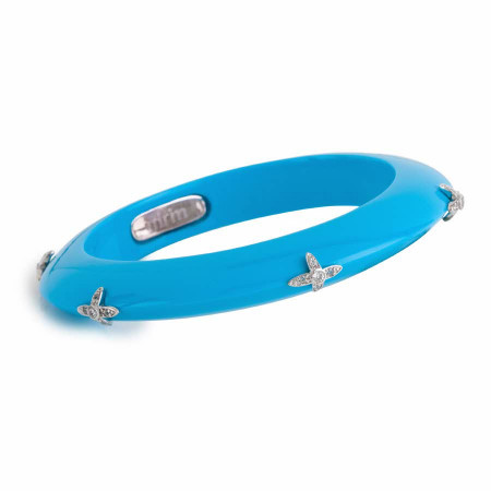 Starlet Basic Turquoise Bangle