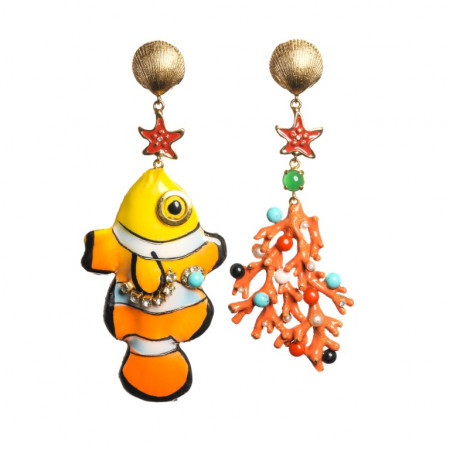 Nemo and Coral Clip